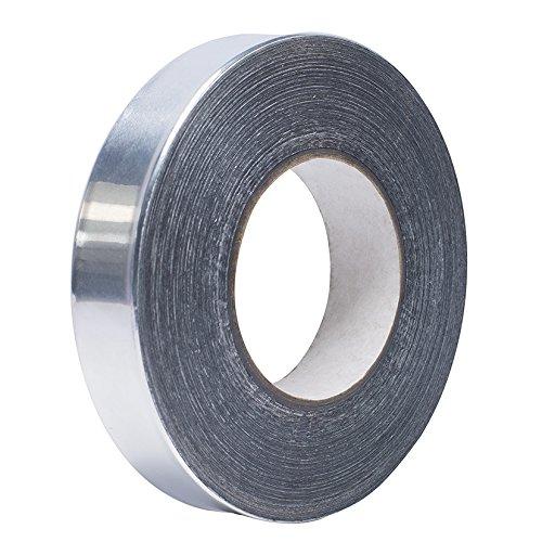 Aluminium - Klebeband 20mm breit einseitig selbstklebend 25m Rolle
