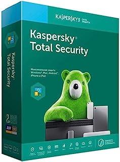 KASPERSKY TOTAL SECURITY 2020-4 USERS -1 YEAR