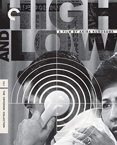 Criterion Collection: High & Low [Edizione: Stati Uniti] [Reino Unido] [Blu-ray]