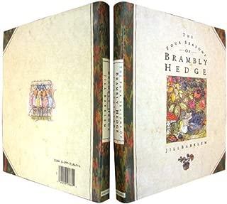 The Four Seasons of Brambly Hedge by Jill Barklem (1990-09-27)