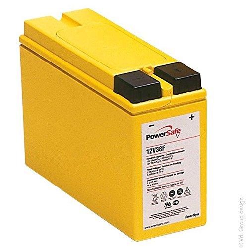 Enersys - Batterie für Netzwerksysteme PowerSafe V FT 12V38F 12V 38Ah M8-F