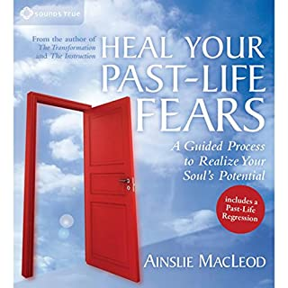 Heal Your Past-Life Fears audiobook cover art