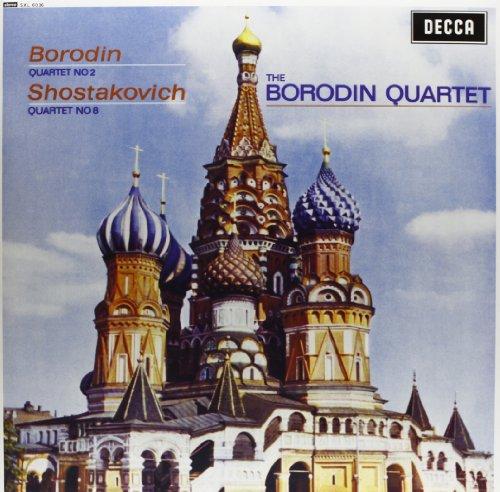 String Quartet 2/String Quartet 8 [Vinyl LP]