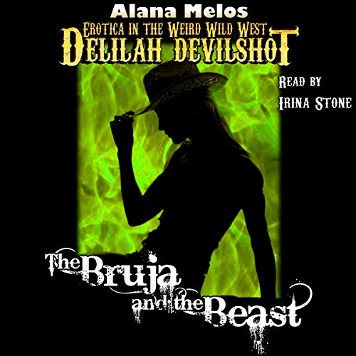 The Bruja and the Beast audiobook cover art