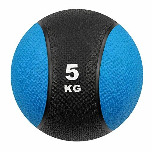 Carnegie 5 kg Medizinball Fitnessball Gymnastikball Crossfit-Ball Krafttraining