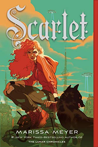 Scarlet: Book Two of the Lunar Chronicles: 2