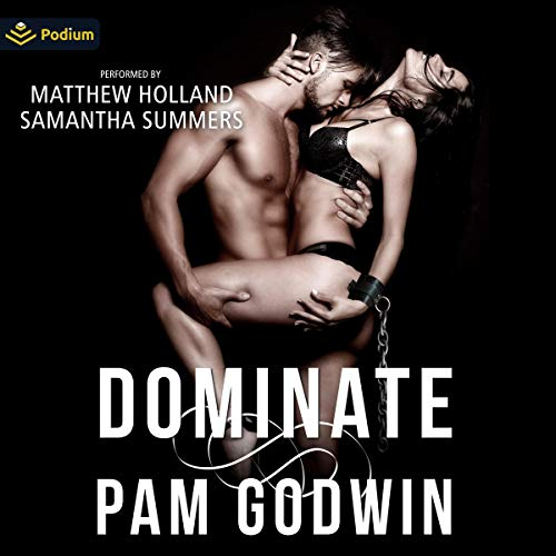 Dominate Audiobook By Pam Godwin cover art
