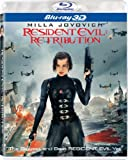 Resident Evil: Retribution (Blu-ray Disc, 2012, 2-Disc Set, Includes Digital Cop