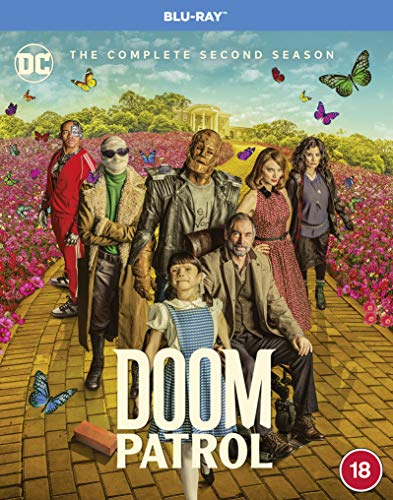 Doom Patrol: Season 2 [Blu-ray] [2020] [Region Free]