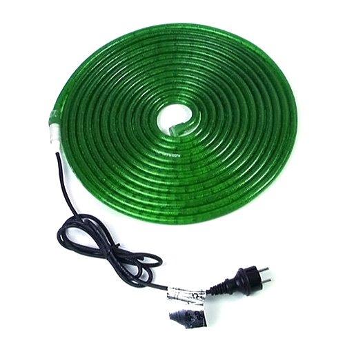 Eurolite 50506030 RL1 RubberLicht (230V, 9 m) grün