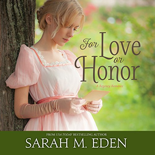 For Love or Honor audiobook cover art