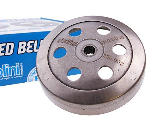 Kupplungsglocke POLINI Speed Bell 107mm - GILERA Runner SP 50 (ab Bj. 2005)