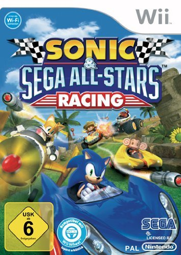 Sonic & SEGA All-Stars Racing [Importación alemana]