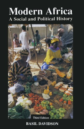 Compare Textbook Prices for Modern Africa: A Social and Political History 3 Edition ISBN 9780582212886 by Davidson, Basil