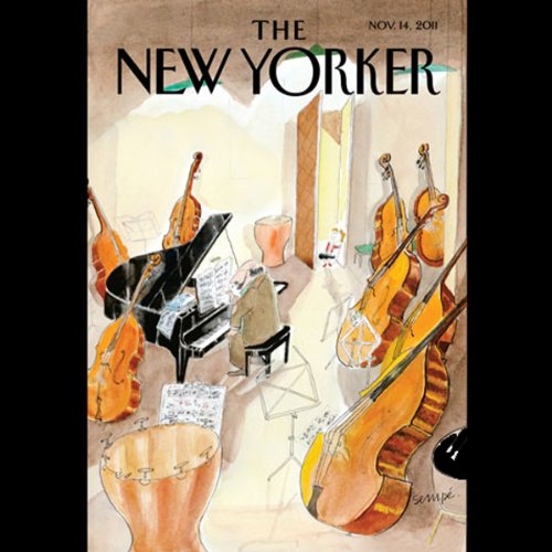 The New Yorker, November 14th 2011 (Nicholas Schmidle, Steve Millhauser, James Surowiecki) audiobook cover art