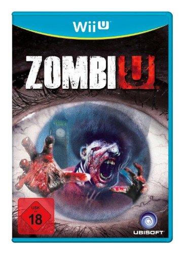 ZombiU - [Nintendo Wii U]