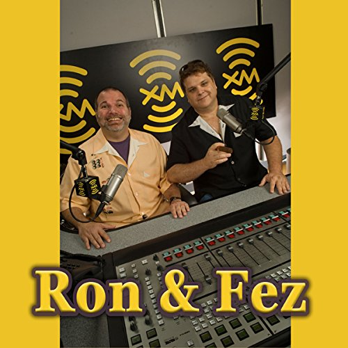 Ron & Fez, April 6, 2010 audiobook cover art