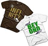 to Infinity and Beyond Disney Couple Shirts Disney Matching Shirts Set Gift