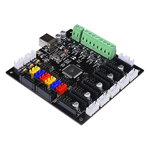 Gimax 3D Printer Controller Board Motherboard XL1509 Chip With USB Cable For KFB2.0 3D Printer Reprap Controller Board 3D Printer Part