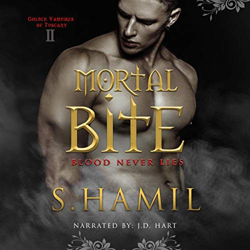 Mortal Bite: Golden Vampires of Tuscany, Book 2