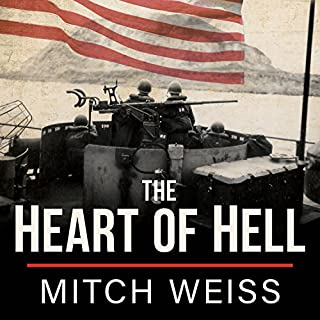 The Heart of Hell audiobook cover art