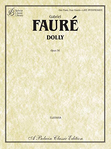 Dolly, Op. 56 (Belwin Classic Library)