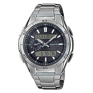 [カシオ] 腕時計 ウェーブセプター 電波ソーラー WVA-M650TD-1AJF メンズ
