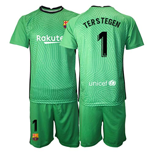 #1 TER Stegen FC 2020/21 Heim Kinder Trikot Und Hose