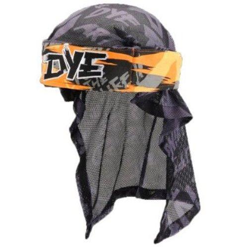 Dye - Bandana para Paintball Tiger Orange
