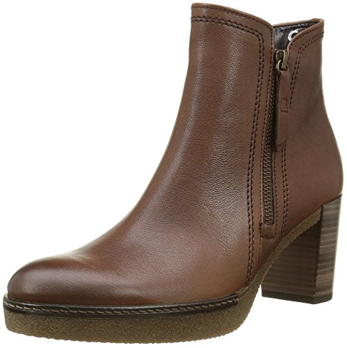 Gabor Shoes Damen Comfort Fashion-52.942 Kurzschaft Stiefel, Braun (Sattel(Sn/A.MA/Mi) 22), 39 EU