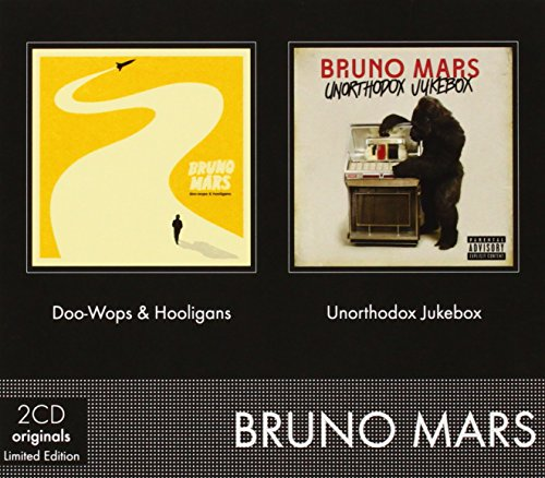 Bruno Mars - Unorthodox Jukebox & Doo-Wops & Hooligans (Version 10 Titres) (Coffrets) (2 CD)