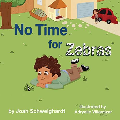 No Time For Zebras cover art