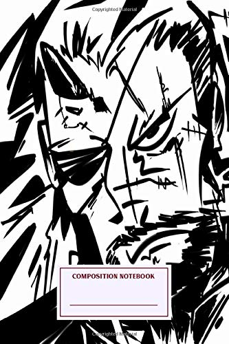 Composition Notebook: Why The Long Face Boss Journal Note Taking System for School and University