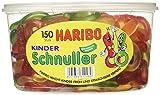 Haribo Kinder-Schnuller,3er Pack (3x 1.2 kg Dose)