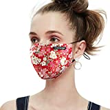 UTRIPSUNEW Anti Pollution Dust Mask Washable and Reusable PM2.5 Cotton Face...