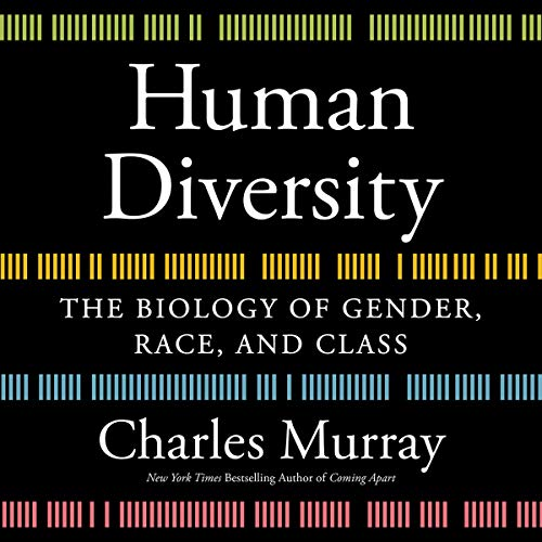 Human Diversity audiobook cover art