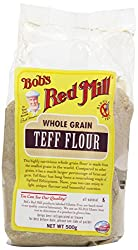 Made from 100 percent all-natural whole grain teff Rich in fibre, protein and minerals such as calcium, copper and iron Use for all-purpose flour in baked goods A pleasingly light, uniquely flavoured The smallest grain in the world, about 100 grains ...