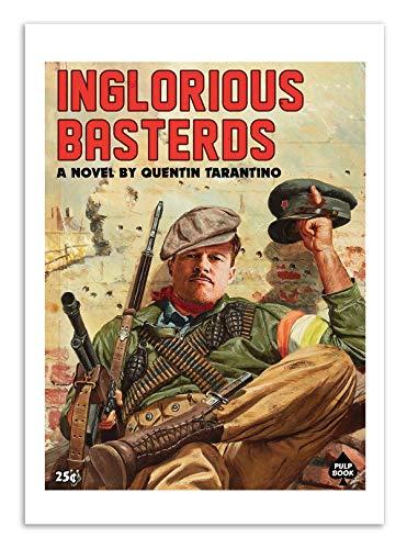 "Wall Editions - Poster ""Inglorious Basterds"" - David Redon"