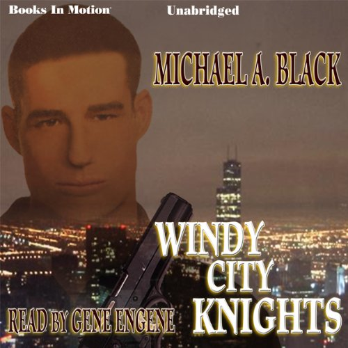 Windy Cindy Knights audiobook cover art