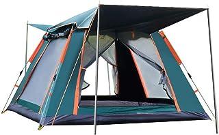 DorisAA campingtält enkel inställning utomhus automatiskt tält 4 personer familjetält picknick resa camping tält utomhus r...
