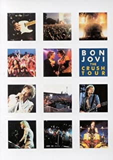 Bon Jovi- The Crush Tour