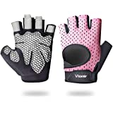 Harbinger Weight Lifting Gloves Work Out Gym...