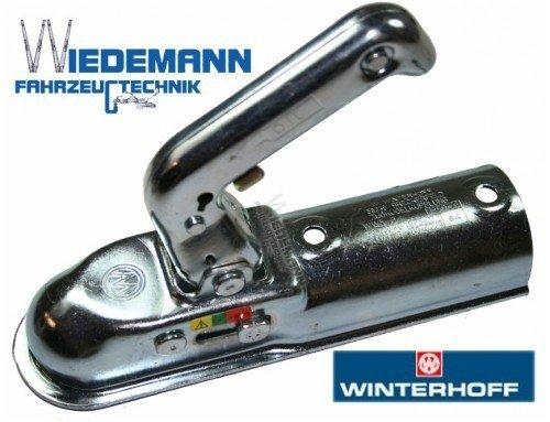 Winterhoff WW-8-A, 800 kg, 50 mm rund, Kugelkupplung, Zugmaul, Zugkugelkupplung