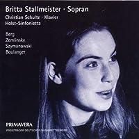 Britta Stallmeister Sings...
