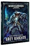 Warhammer 40000 Codex Adeptus Astartes Grey Knights (DEUTSCH)