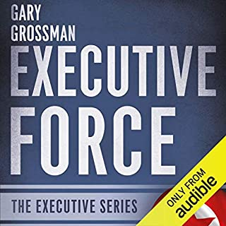 Executive Force audiobook cover art