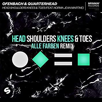 Head Shoulders Knees & Toes (feat. Norma Jean Martine) [Alle Farben Remix]