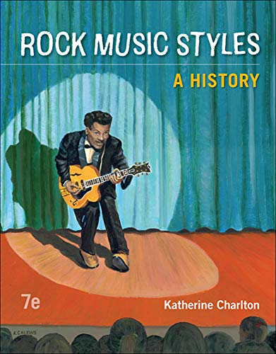 Price comparison product image Rock Music Styles: A History