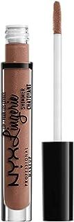 NYX Professional Makeup Lip Lingerie Shimmer, Sable 05