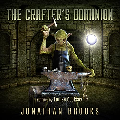 The Crafter's Dominion cover art